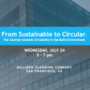 From Sustainable to Circular: Advancing Circularity in the Built Environment