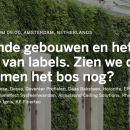 Healthy buildings and the forest of eco-labels. Are we still able to see the forest for the trees?, The Netherlands