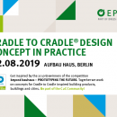 CRADLE TO CRADLE® Design concept in practice