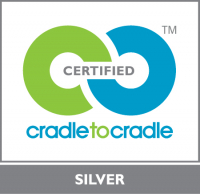 Cradle to Cradle Certified™ Silver Logo